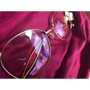 Accessories - Clear Sunglasses